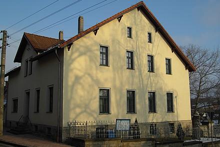 Gemeindehaus in Saubach mit Trauzimmer